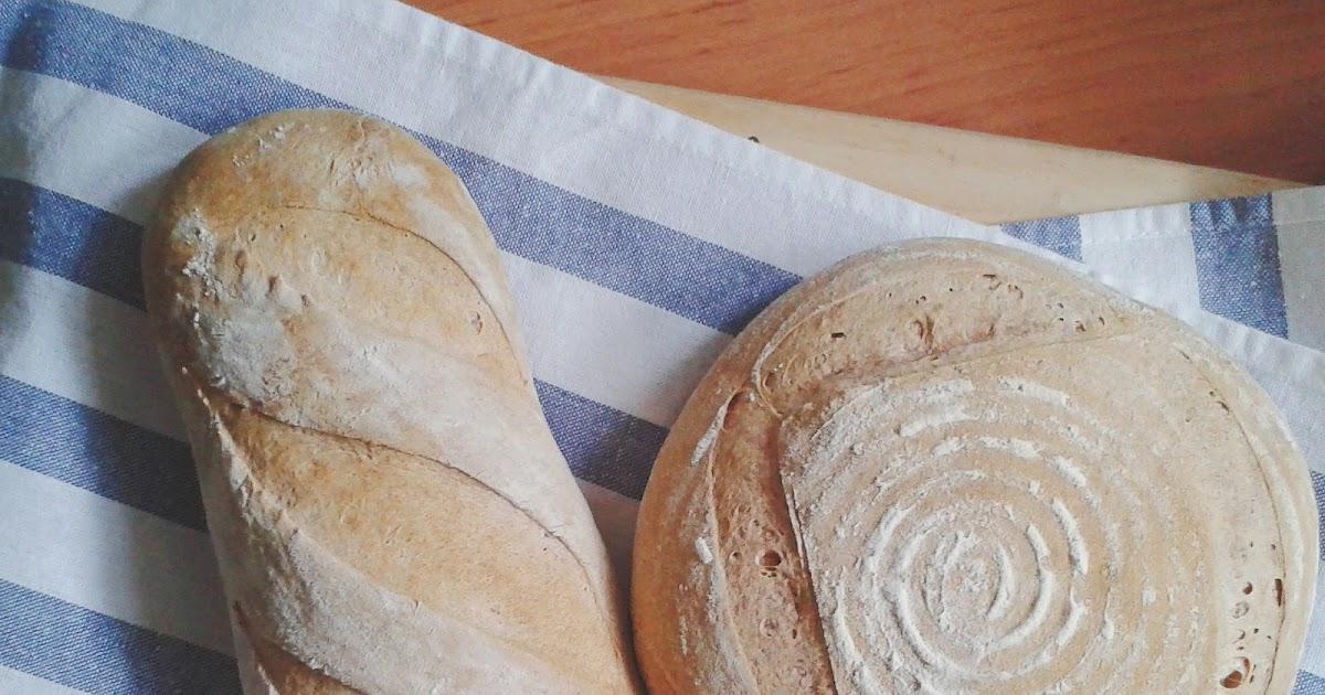 Cake2U: Basic Sourdough Bread