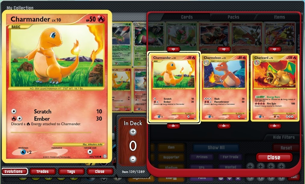 Nintendo 3ds Pokemon Games : Darkchocolatewriting nintendo ds pokémon trading card