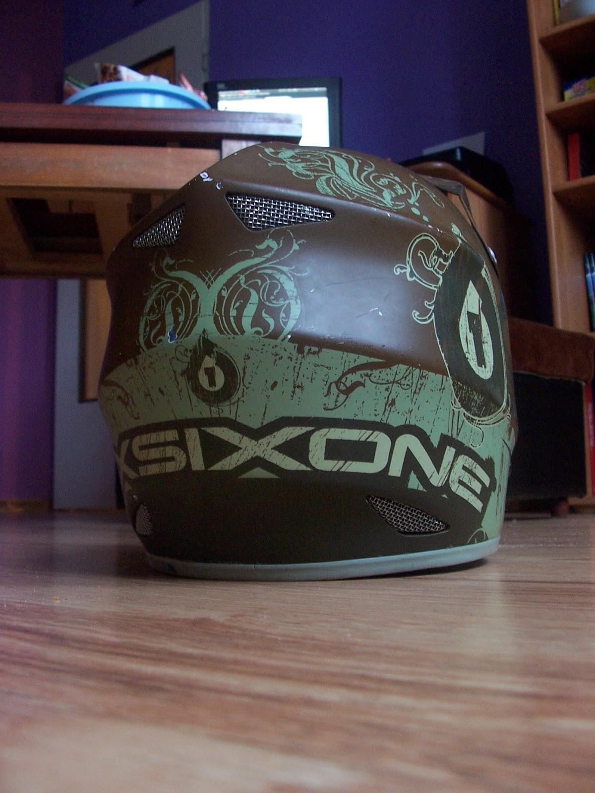 661 Evolution Brown Sand Helmet Kask