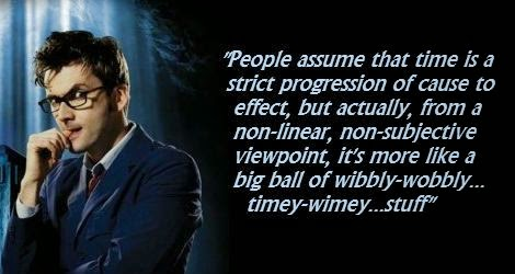 10th Doctor Who Quote