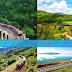 一生一定要去一次!世界上最美的10條鐵路!坐着火車去旅行吧!
