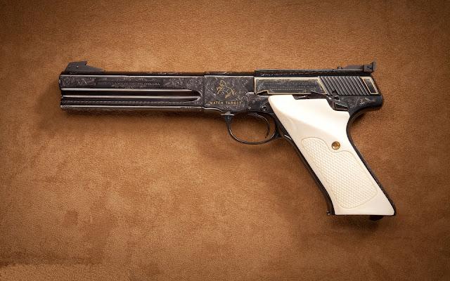 Pistola Colt Woodsman Match Target