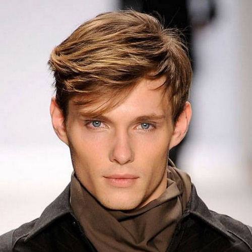 young men's hairstyles
