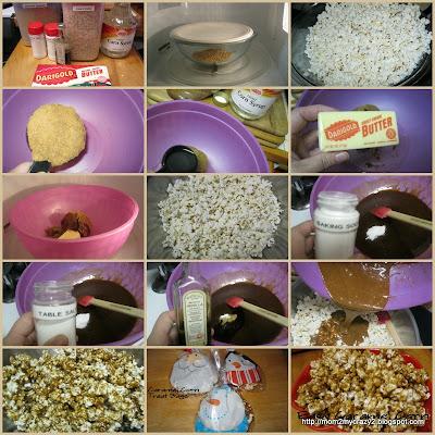 how to make hard caramel pieces