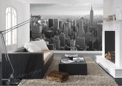 Papel pintado fotomurales new york - Papel pintado nueva york ...