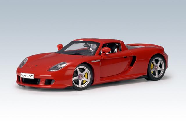 Porsche Carrera gt Red Porsche Carrera gt Red