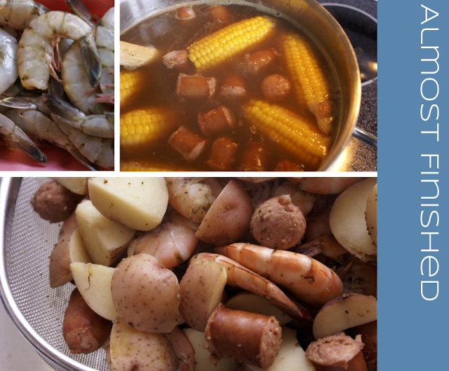 Boil4 Friday DIY | Lowcountry Boil