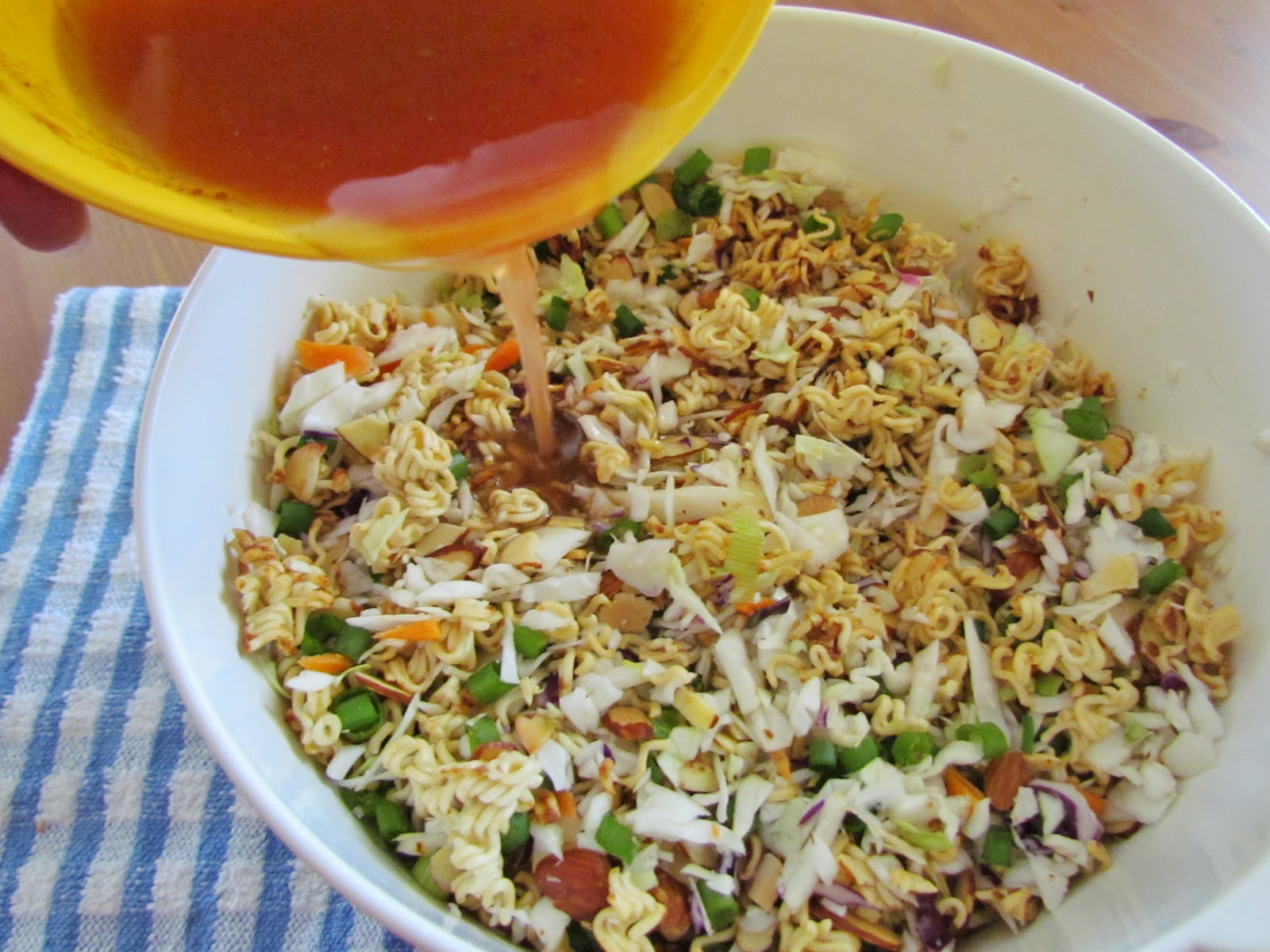 Asian Style Slaw Food Network