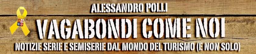 Alessandro Polli Vagabondi Come Noi