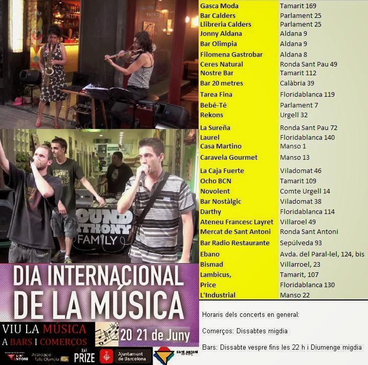 Dia Internacional de la Música