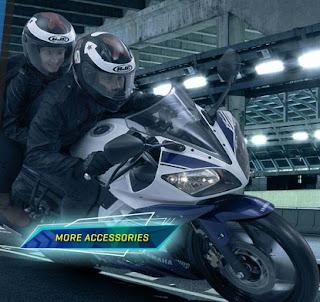 R15 Motor Yamaha Terbaru Fairing Oke Punya