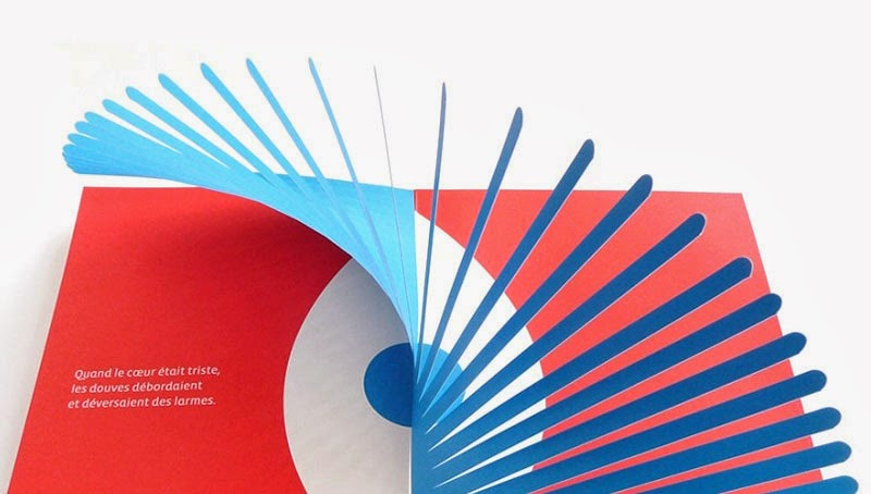 libro pop up Avec Quelques Briques de Vincent Godeau