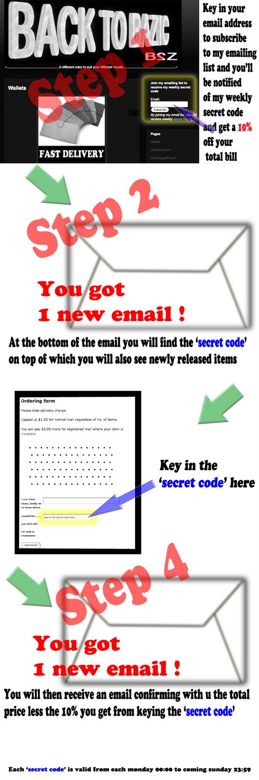 code for blog