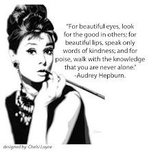 I Adore Audrey Hepburn