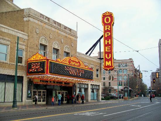 Real Haunted Places Memphis Tn Orpheum Theatre