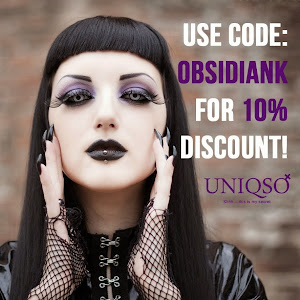 Use code 'obsidiank' for 10% discount!