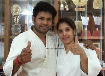 Karatte family Winners of Ugram Ujjwalam