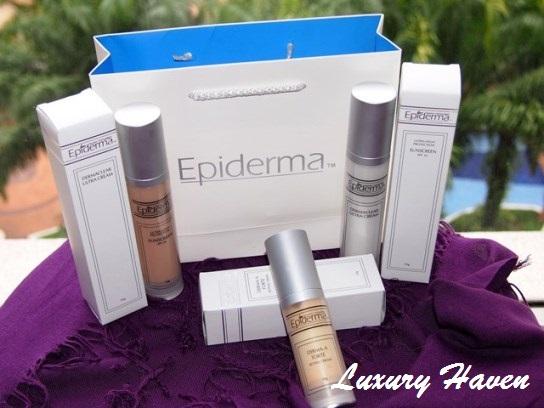 epw laser medical aesthetics clinic epiderma skincare products