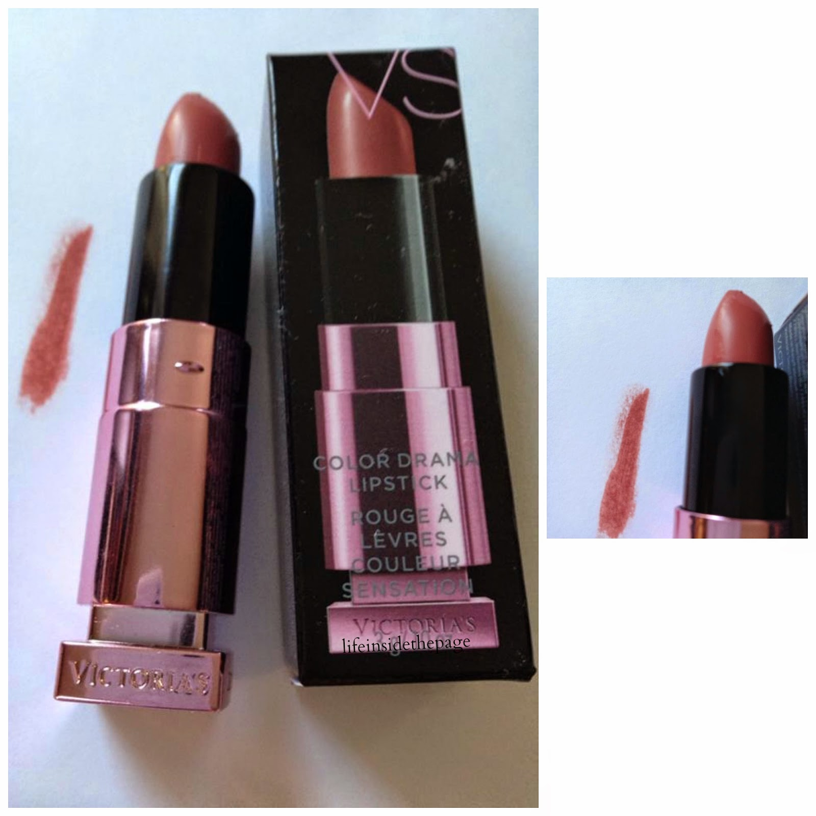 Victoria's Secret | Bombshell SUMMER | Color Drama Lipstick
