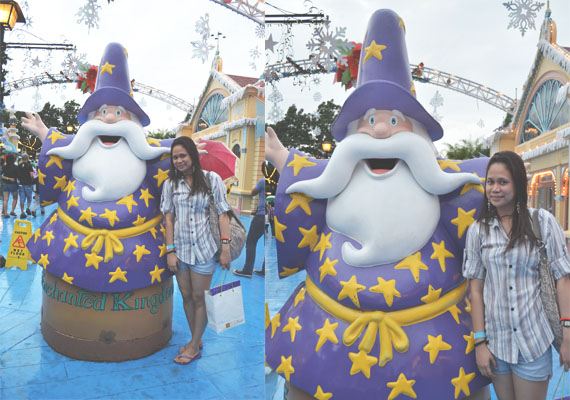 Enchanted Kingdom: Eldor and Me