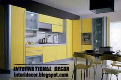 yellow kitchen styles Yellow Kitchen Designs 2013   Yellow Kitchen photos 2013