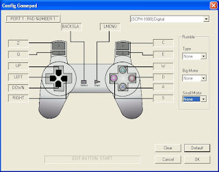 PSX/PS1 ePSXe v1.7.0 Config Keyboard Tutorial