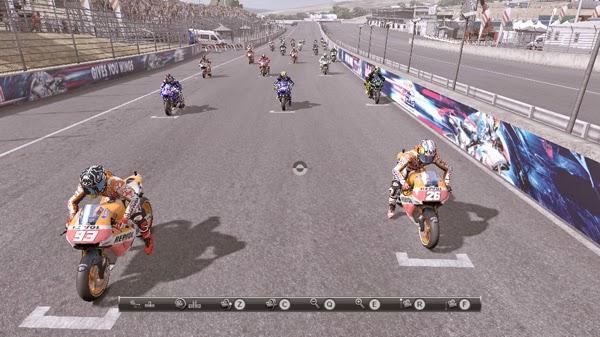 Gratis download mod game Motogp 13 season 2014. Mod untuk cara merubah tampilan Motogp 13 seperti tampilan musim 2014, lengkap. Terdiri dari Skin motor, baju balap, dan transfer pembalap...cheat game motogp 13 menjadi Motogp 14