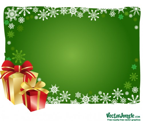 christmas vector art