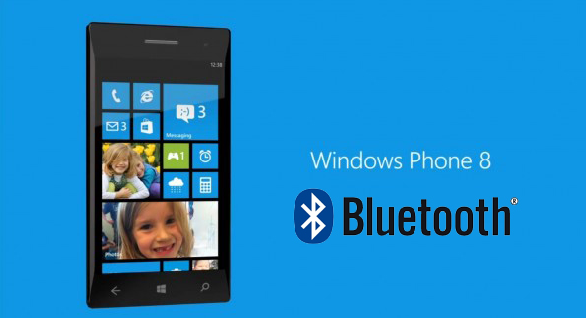 Bluetooth in windows phone