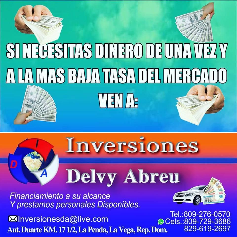 INVERSIONES DELVY ABREU