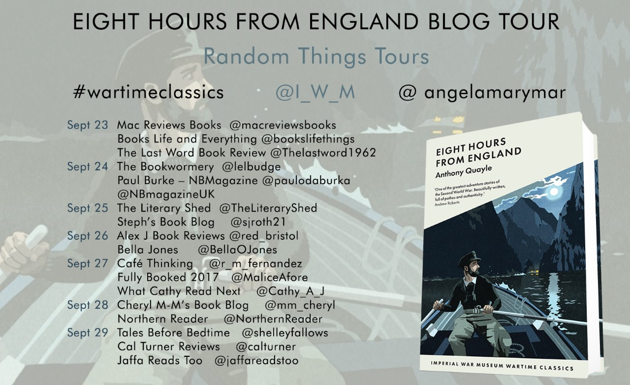 Eight Hours From England Blog Tour