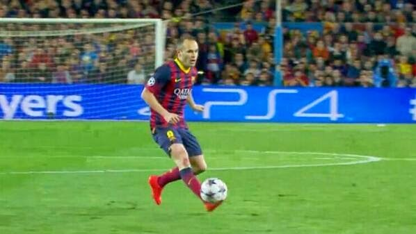 Iniesta-Barcelona