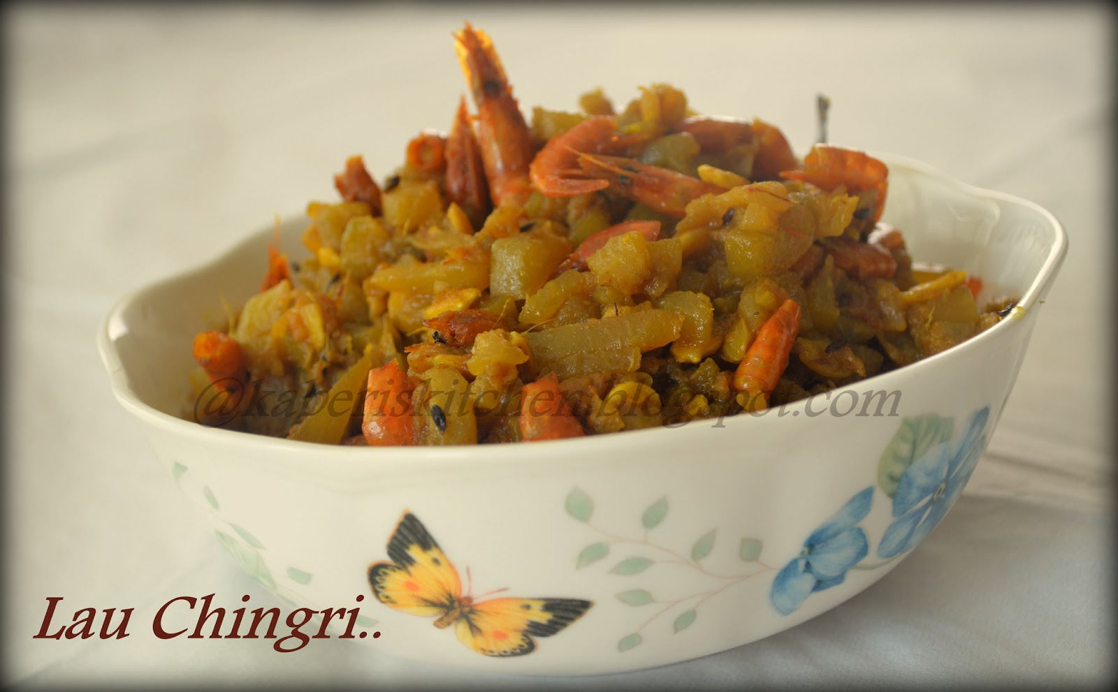 how to take the poop out of prawns bengali