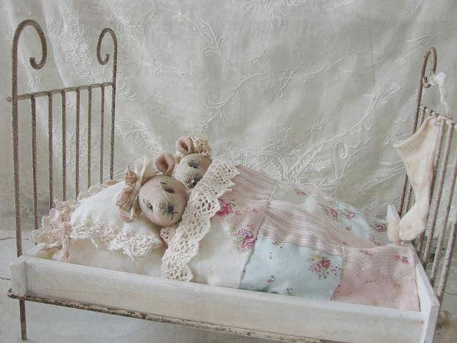 Lekker slapen...