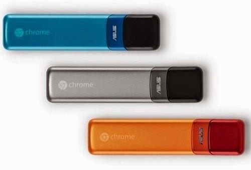 """Google diz que Chromebit é """"computador completo"""" em tamanho menor que uma barra de chocolate"""