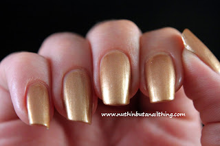Maquillage BLVD - Vivid Impressions, Feelin Funky, Wrap Me Up In Gold and Angelic Dreams
