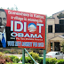 Video: Anti-Obama Sign In Hanson Drawing Controversy; Village In Kenya Missing Its Idiot
