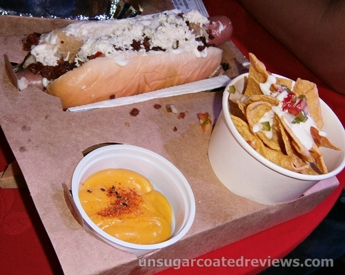 Sausage Sandwich Set from the Red Truck, Chef Florabel Co at the Celebrity Chef Cook-off (Manila Food and Wine Festival 2013)