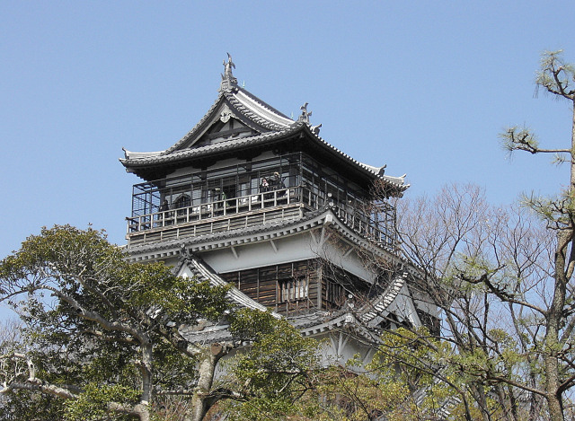The Japan Travel Digest: Hiroshima Castle, Japan