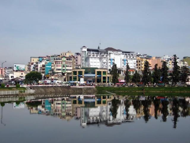 Dalat au Vietnam