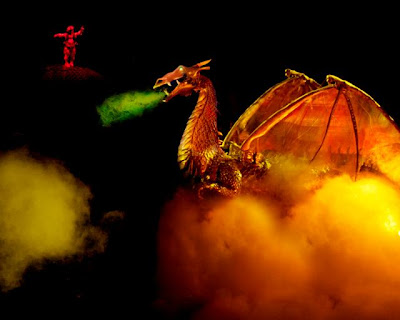 Ringling Bros and Barnum and Bailey Presents DRAGONS at Kansas City Sprint Center September 2013