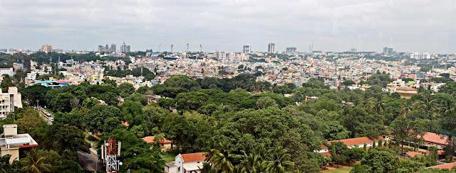 Ulsoor landscape in Bangalore