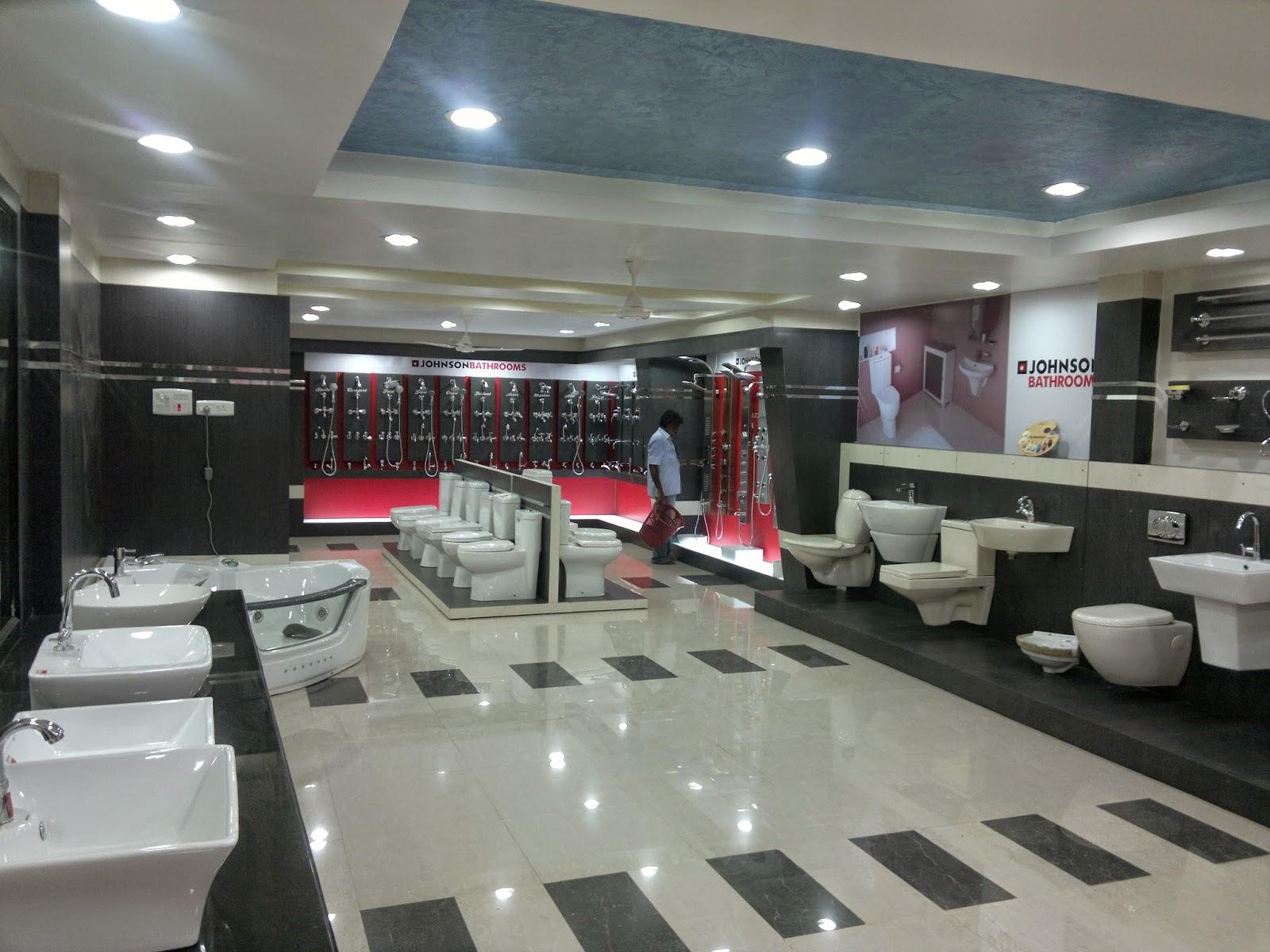 Best Sanitary Showroom Design