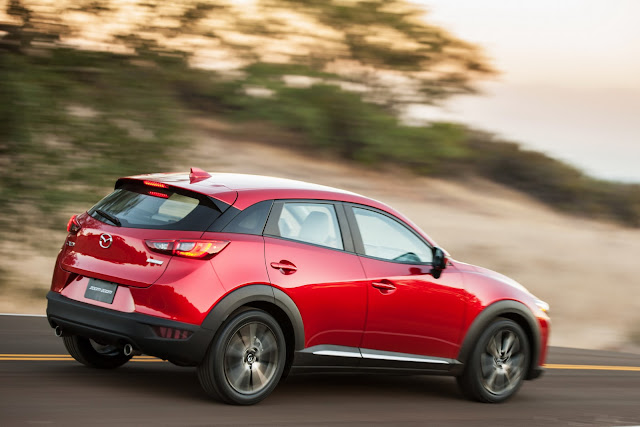 Mazda CX-3 extra deportivo