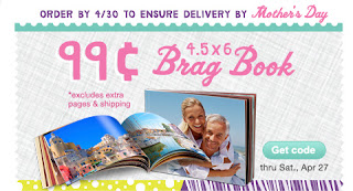 99¢ Photo Brag Book
