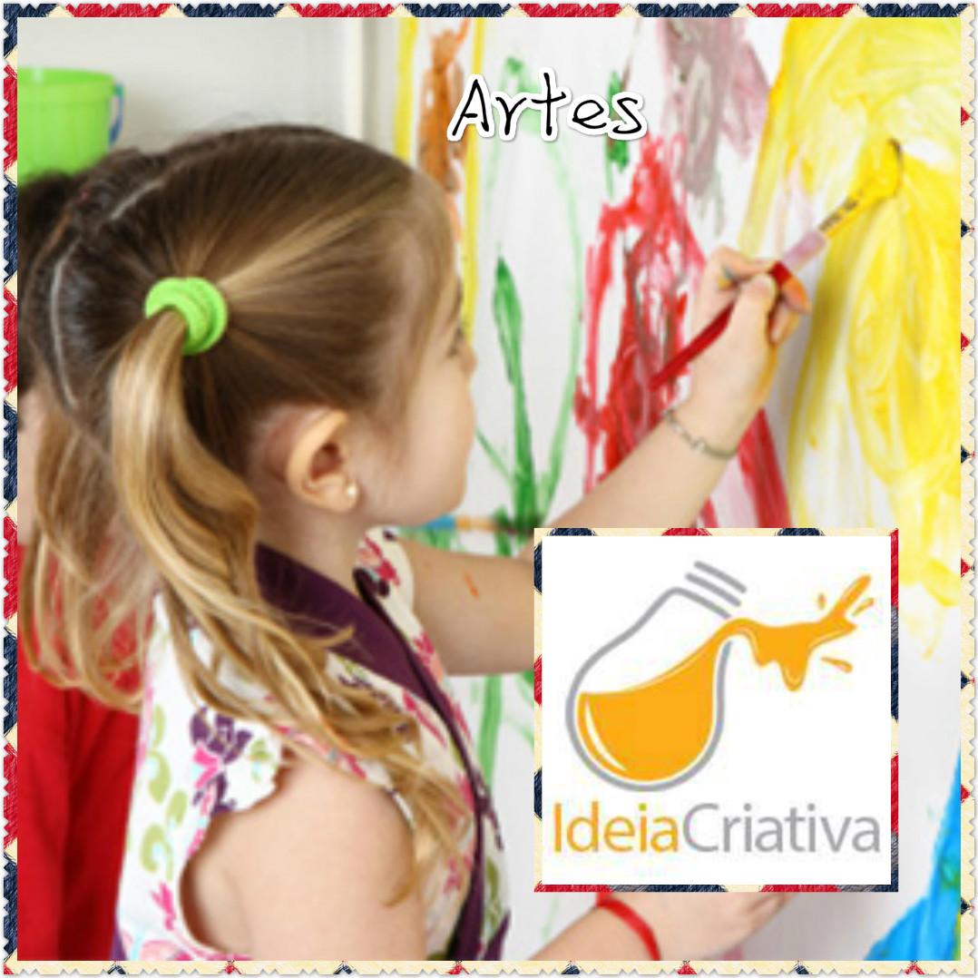 atividades artes educação infantil