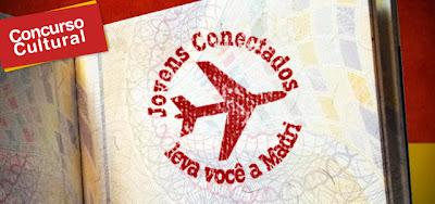 Participe da promoção: Jovens Conectados leva você a Madri!