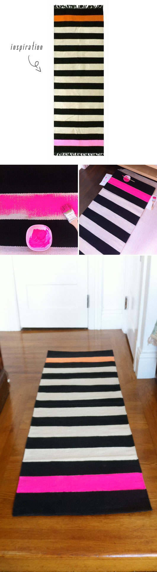 diy 03 neon runner fluxi on tour. Black Bedroom Furniture Sets. Home Design Ideas