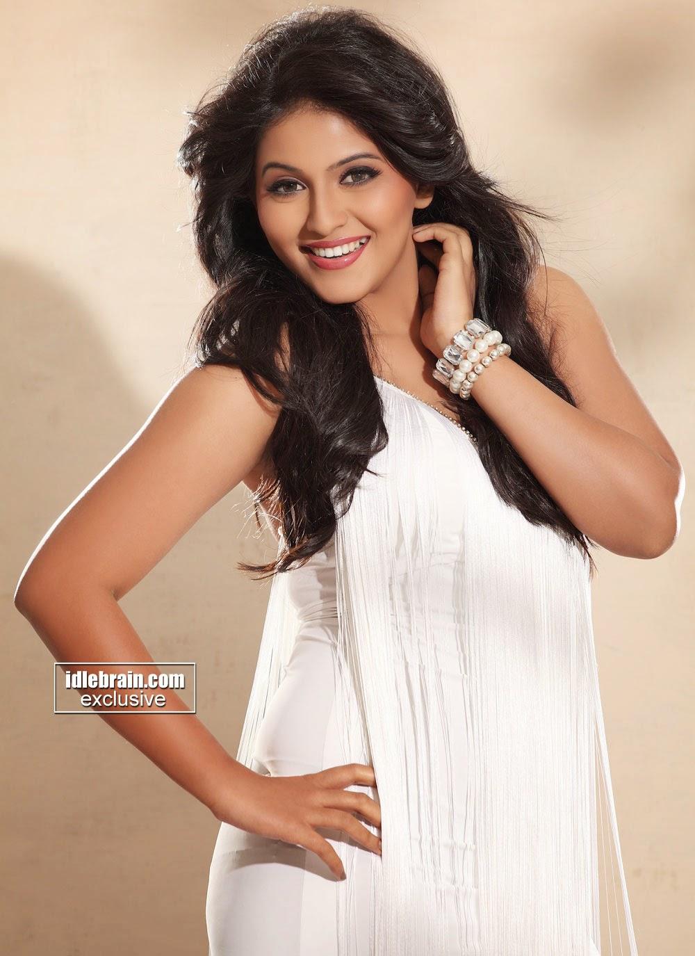Anjali white