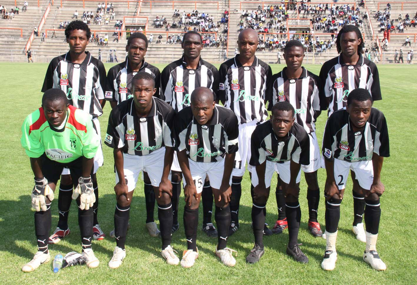 ikhonaindaba.blogspot.com: Highlanders Bosso on the rampage!